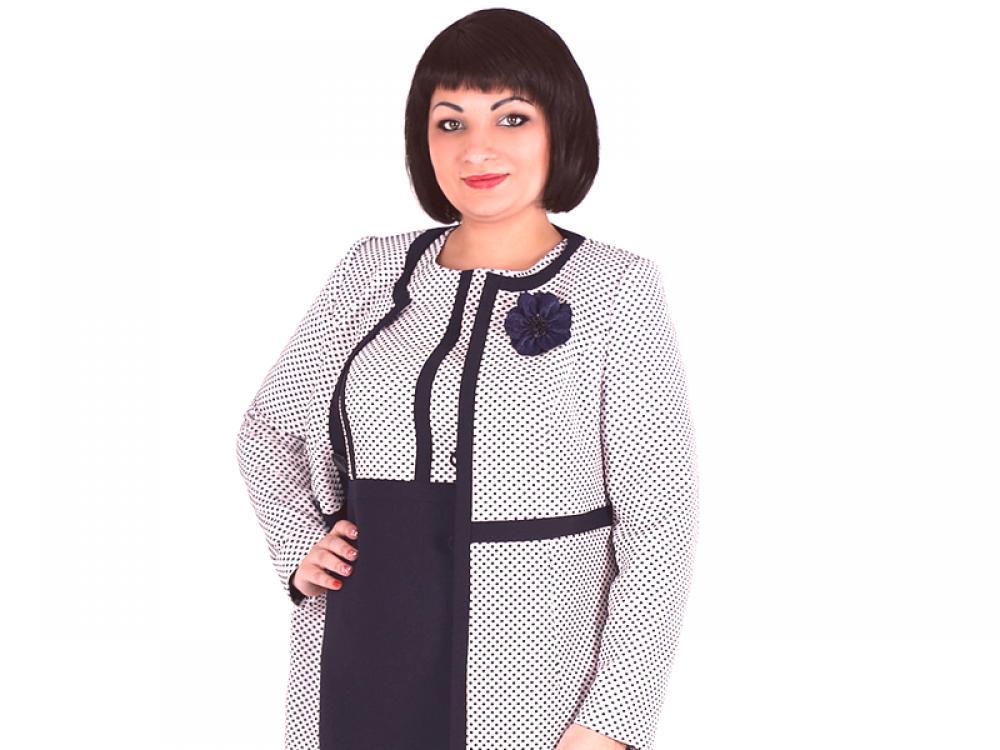 b394a3e000b0 Traje de gala creado para mujeres de negocios y activas. Moda de ...