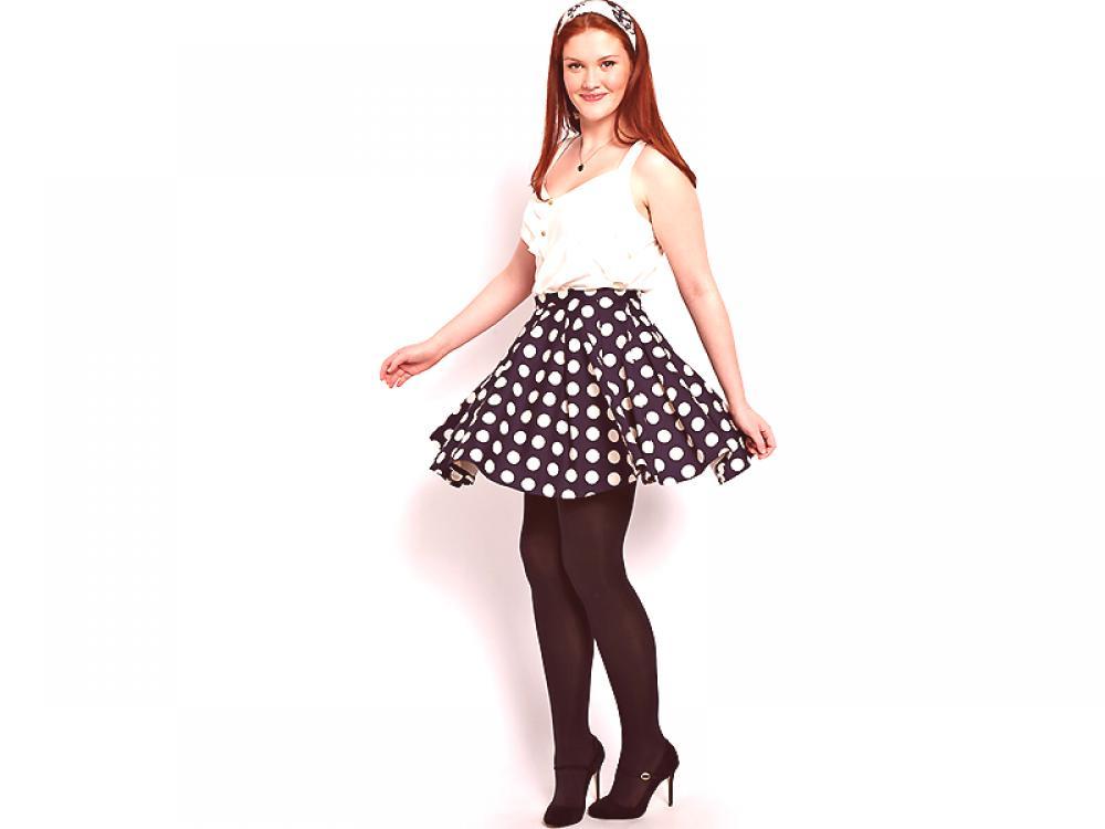 f3e8033a24c308 Jupe taille haute - féminine et romantique | Mode de Couture.Ru