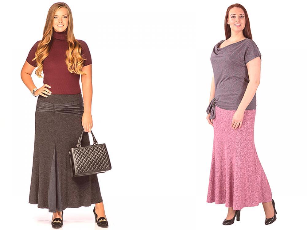 bcef55f27 Faldas año para mujeres obesas: largo, material, imágenes | Moda de ...