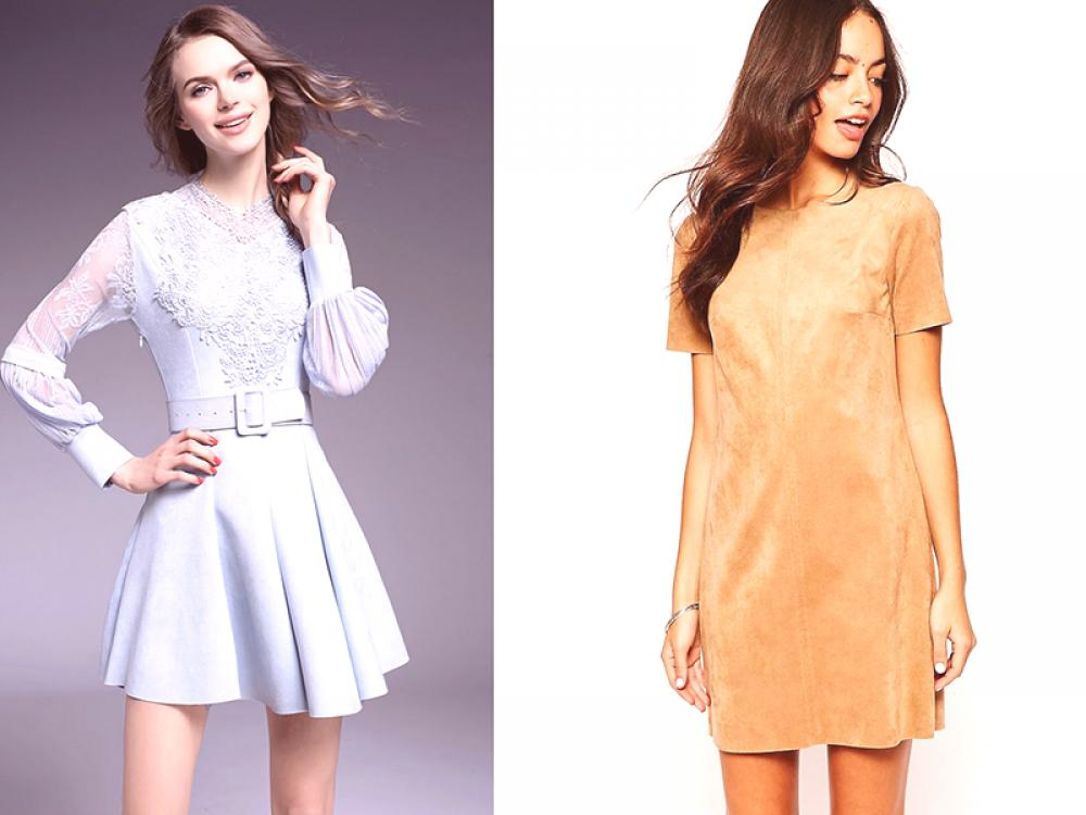 Vestido De Camurça Feminina Dicas Sobre Como Escolher E